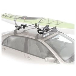 Watersport Carrier HULLYROLLERS - Roof-mount - 1 Kayak