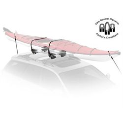 Watersport Carrier EVENKEEL - Roof-mount - 1 Kayak
