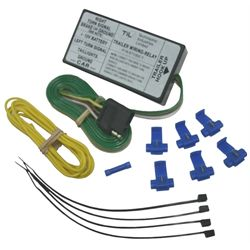Custom Trailer Wiring for Vehicles