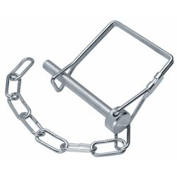 """Replacement Pin & Chain for Pintle Hook; DIAM: 0.25"""""""