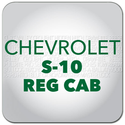 S-10 Regular Cab
