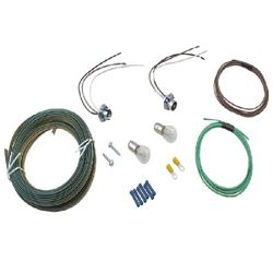 Motorhome Wiring - Bulb & Socket Kit