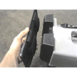 Motorhome Towing Braking System Accessory - Seat Stiffener for BRK2012