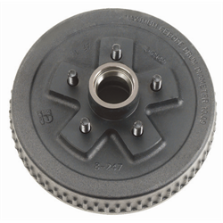 Trailer Wheel Assembly