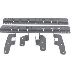 B&W Custom Rails & Install Kit - Dodge