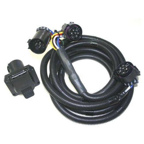 Custom Plug-in 5th Wheel Harness - Cord Length  10 U0026quot   Various Applications