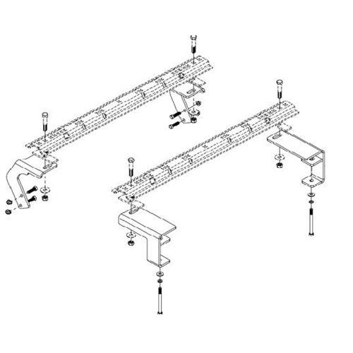 5th wheel install kit dodge    ram
