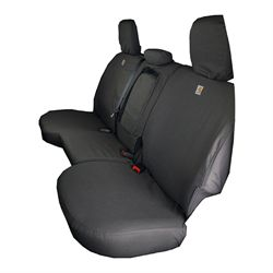 Seat Cover 2nd Row Grey GMC With 60 40 Bench Seat