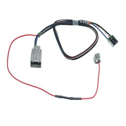 2013 Current Ram 1500 Plug Amp Play Brake Control Harness