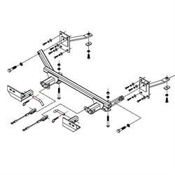 subaru forester manual transmission 2 5x 2 5x premium xl braket roadmaster 921 1. Black Bedroom Furniture Sets. Home Design Ideas