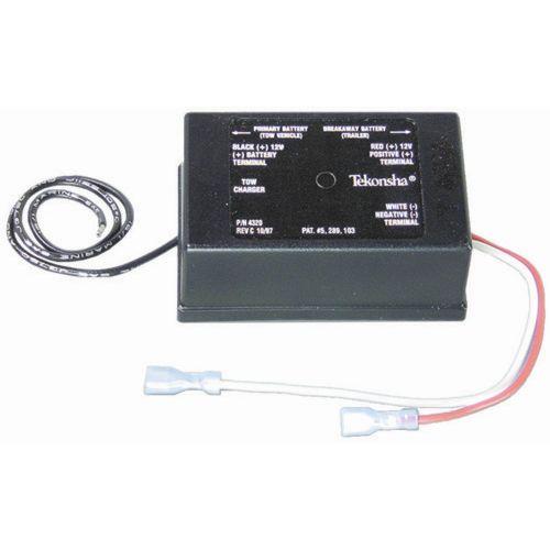 tekonsha replacement trickle charger for breakaway kit tk2024