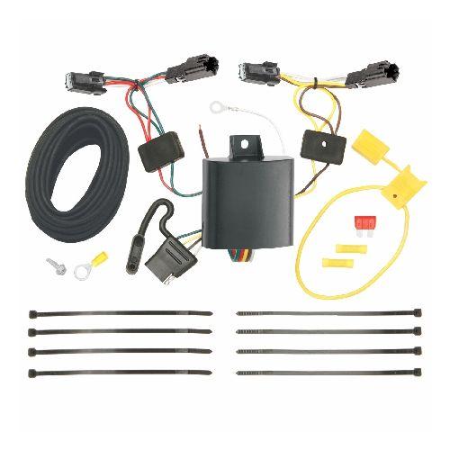 2014 Gmc Sierra Trailer Wiring Harness : Gmc sierra trailer wiring harness connector free