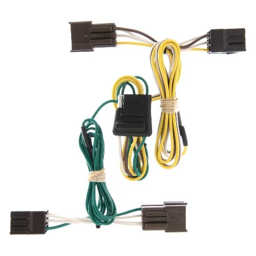 mercury sable wiring diagram mercury sable wiring harness ford taurus / mercury sable t-connector - curt 55375 #10