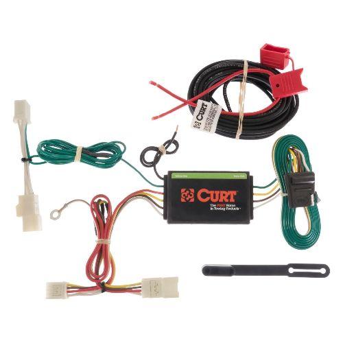 t-connector hyundai azera - curt 56171 auto electrical wiring harness