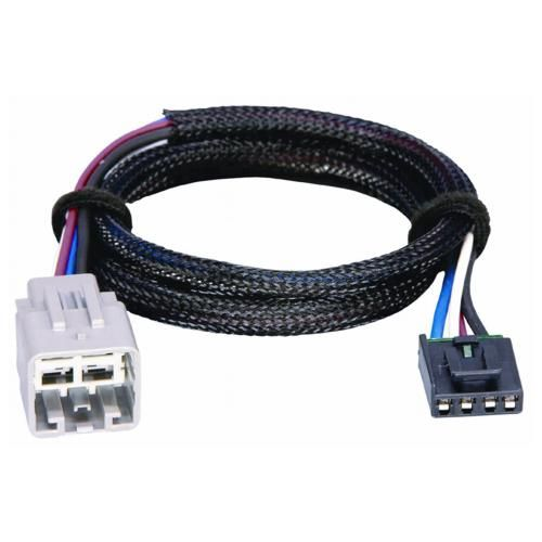 harness ford kit wiring aa 2c2z14a411 brake control oem harness, for 2 plug style brake controls ... ford engine wiring harness kit #5