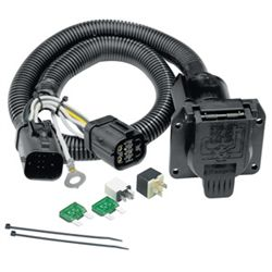 tow ready t connector ford pickup 118242. Black Bedroom Furniture Sets. Home Design Ideas