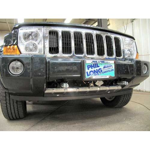 Jeep Commander Baseplate Blue Ox Bx1125