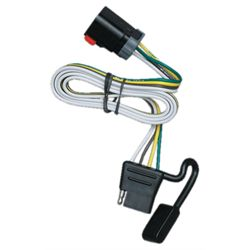 tow ready t connector dodge ram van 118368. Black Bedroom Furniture Sets. Home Design Ideas