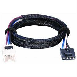brake control oem harness for 2 plug style brake controls. Black Bedroom Furniture Sets. Home Design Ideas
