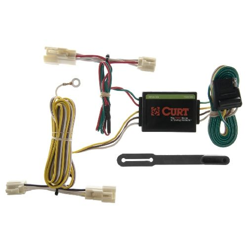 Toyota Camry Trailer Wiring Harness : Toyota camry t connector curt