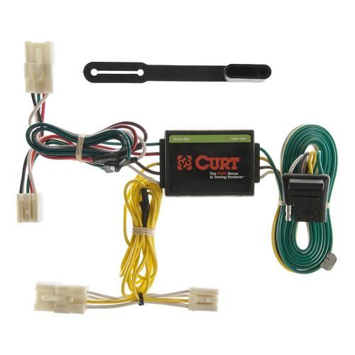 Trailer Wiring Harness Rav4 : T connector toyota rav curt
