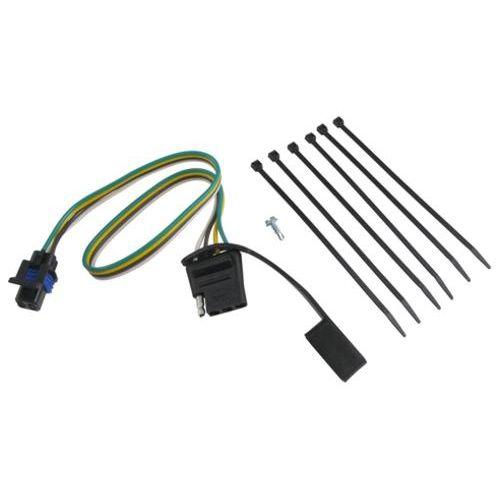 Trailer Wiring Harness Honda Odyssey 2007 : Quick install pin trailer harness free engine