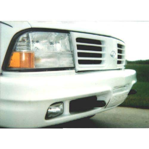 Baseplate Chevrolet S10 Blazer