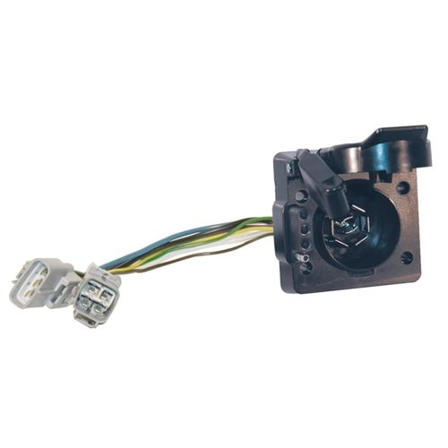 hopkins manufacturing - t-connector lexus gx470 - 43385 7 pin wire harness connectors #11