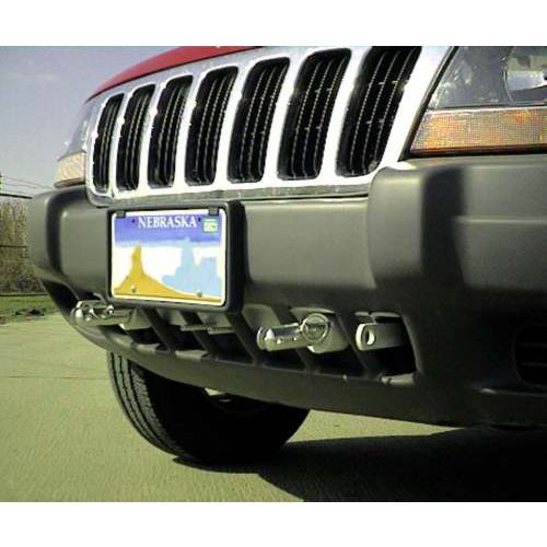 baseplate jeep grand cherokee blue ox bx1115