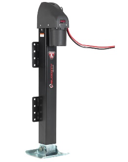 Bulldog Velocity Electric Jack For Horse And Livestock Trailers