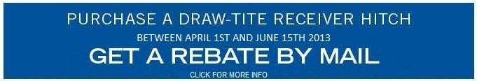 Draw-Tite Hitch 2013 Rebate