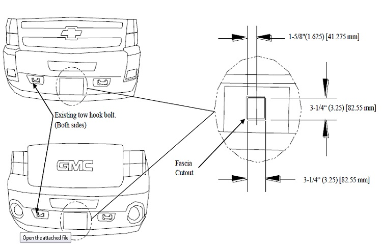 65068 trailer hitch image