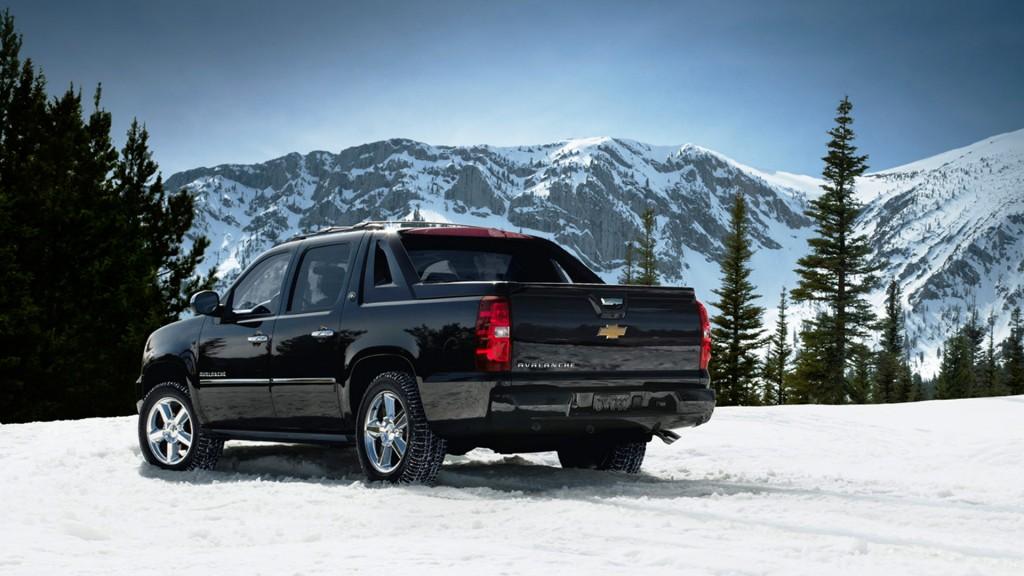 Chevrolet Avalanche Camper Html Autos Post