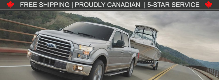 Canadian Hitch Banner