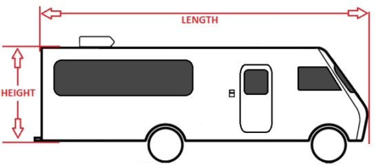 How to Measure for an RV Cover