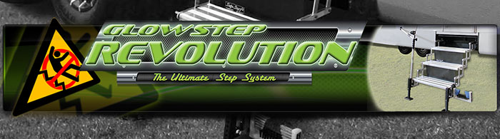 GLOWSTEP REVOLUTION SALE
