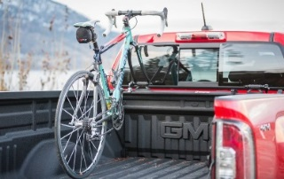 Bike Racks for Pickup Truck Beds in Canada