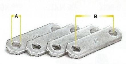 Installing Suspension Shackle Straps